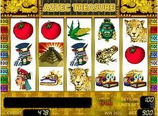 Играть онлайн в игровой автомат Aztec Treasure