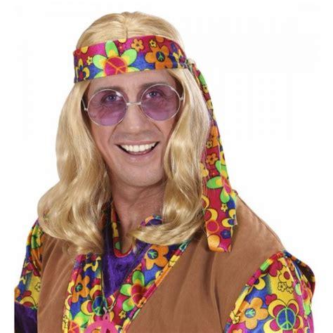 vestiti carnevale figli dei fiori accessori costume carnevale figli dei fiori parrucca