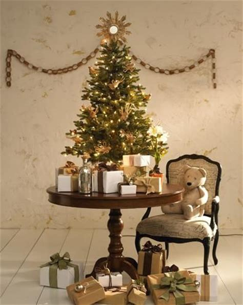 table top tree christmas pinterest