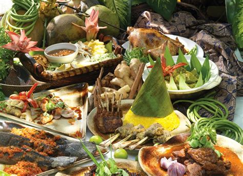 cuisine promotion from the island of the gods a balinese food promotion at