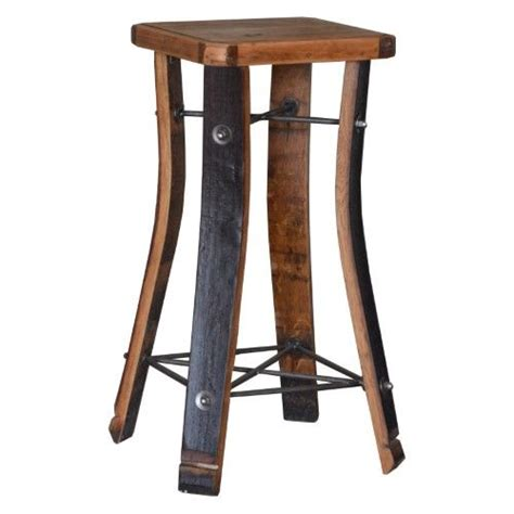2 day designs reclaimed 28 in napa valley bar stool