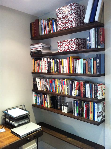 Floating Shelves Bookcase by Floating Shelves Joeldidthis
