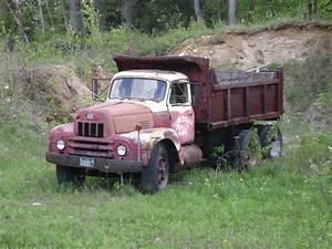 1954 International Harvester Dump Truck       Photo Picture