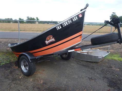 Drift Boats For Sale Oregon by 1982 Used Alumaweld 16 X 48 Quot Drift Boat Koffler Boats