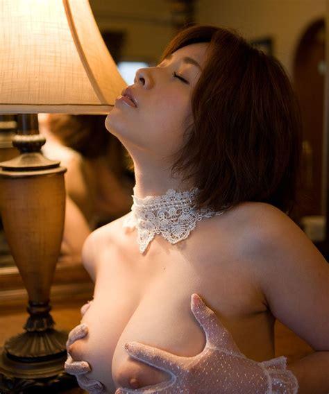 Saki Okuda Busty Asians Oriental Big Boobs Models