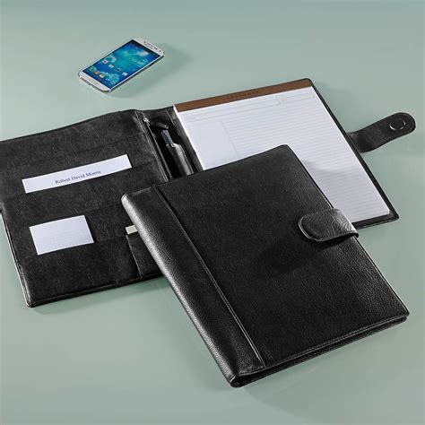 levenger lap desk stand softolio leather portfolio levenger