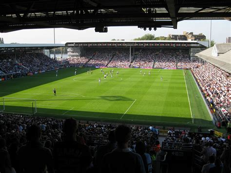craven cottage fulham fulham f c football club of the barclay s premier league