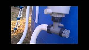 Converting The Summer Escapes Pool Filter To Intex Filteration