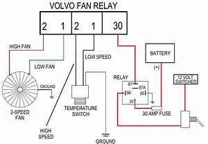 Bmw Fan Switch  Volvo Fan Controller