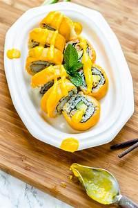 Crazy Mango Roll Recipe