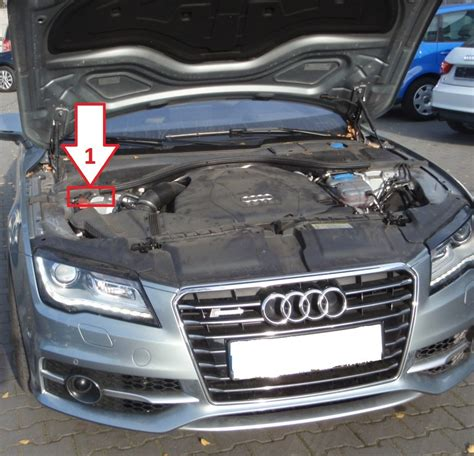 audi vin decoder audi a7 2010 2013 where is vin number find chassis
