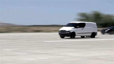 Mercedes Vito Edna by Elektryczny Mercedes Vito Kt 243 Ry 96 Km H Osiąga W 3