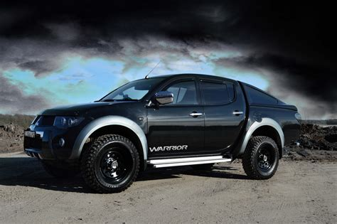 mitsubishi warrior l200 l200 ralliart warrior mitsubishi l200 pinterest cars