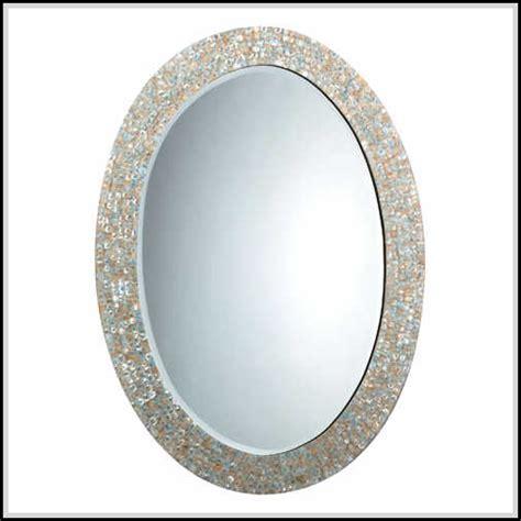 Beautiful Oval Bathroom Mirrors To Add Visual Interest