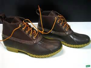 ebay ll bean womens boots size 9 ll bean 6 inch brown leather brown bean boots mens 9 medium ebay