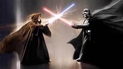 Anakin Skywalker Obi Darth Desktop Background Vader