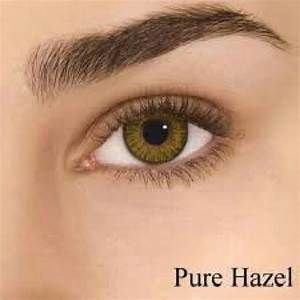 Pure Hazel Freshview Color Contact Lens Pure Hazel ...