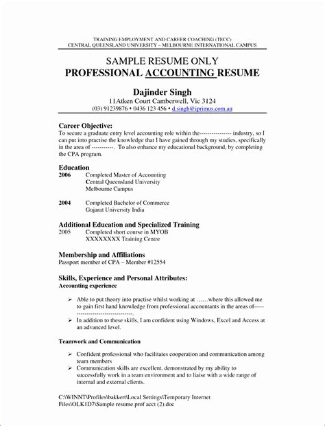Resume Format Exles by 12 Account Receivable Template Excel Format