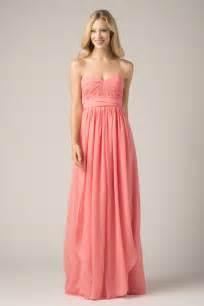 coral bridesmaids dresses coral bridesmaid dresses dresscab