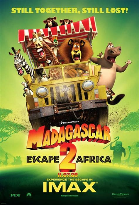 madagascar escape  africa   trailer