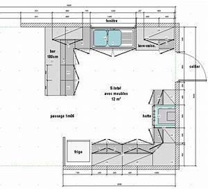 plan cuisine professionnelle maison design bahbecom With plan cuisine professionnelle normes