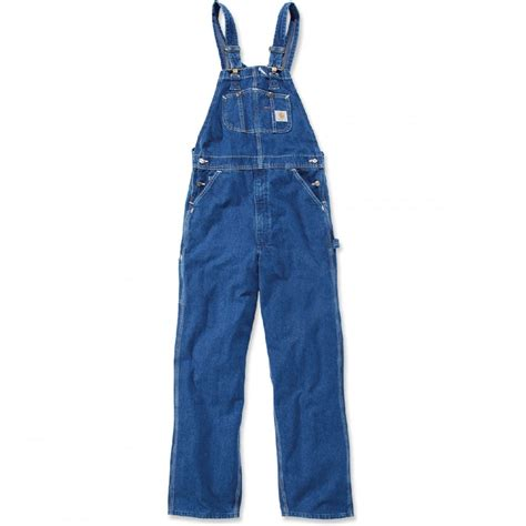 Carhartt R07 Bib Overall - Clothing from M.I. Supplies ...