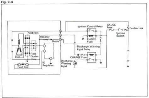 1984 Toyotum Diesel Wiring Diagram by Tachometer Not Working Ih8mud Forum