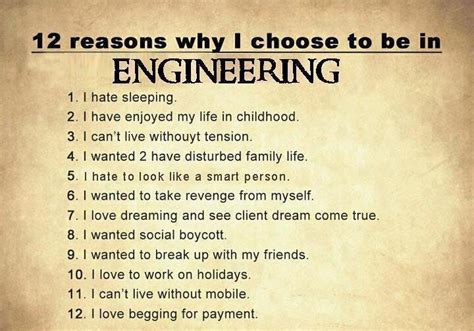 Funny Engineering Quotes And Sayings