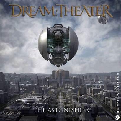 Dream Theater Astonishing Album Animated Covers