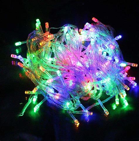 brightest led christmas lights 10m 100 bright led lights string indoor outdoor led party
