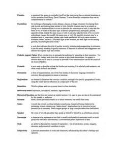 Essay Rhetorical Devices Examples