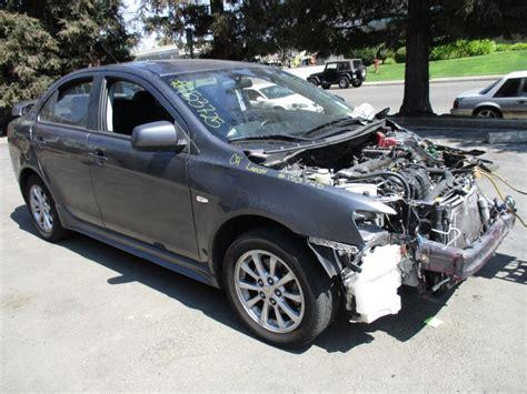 how cars run 2009 mitsubishi lancer spare parts catalogs 2009 mitsubishi lancer gts metallic gray 2 4l at 153725 mitsubishi parts recycling