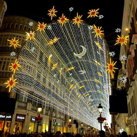 best place to buy led christmas lights christmas in malaga lights markets and new year s eve