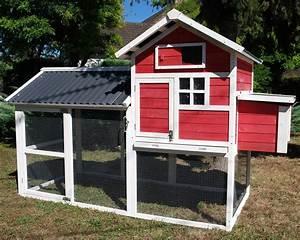 Poulailler Pas Cher 4 Poules : poulailler house ii 4 5 poules pas cher poulailler gamm vert ventes pas ~ Melissatoandfro.com Idées de Décoration