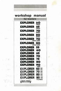 Same Explorer 2 80 Wiring Manual