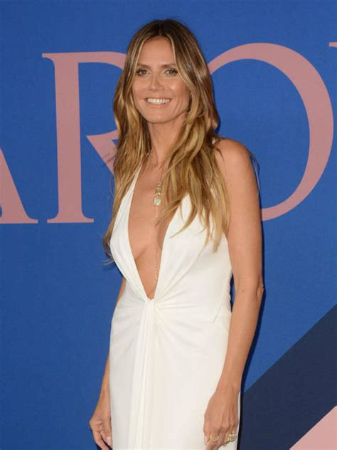 Heidi Klum Reveals The Key Succeeding Fashion