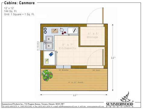 12x12 ground level deck plans floor plan