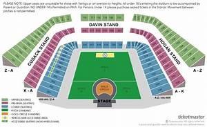 Croke Park Dublin Tickets Schedule Seating Chart