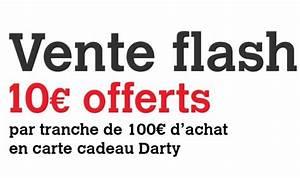 Promo Castorama 15 Par Tranche De 100 : darty achat achat internet euros offerts par tranche de ~ Dailycaller-alerts.com Idées de Décoration