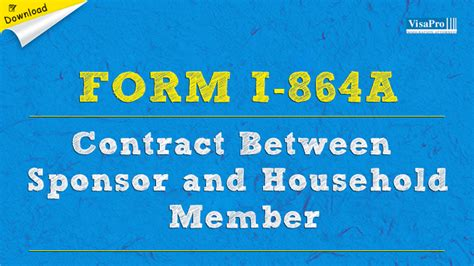 form i 864a contract between sponsor and household member