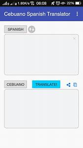 Cebuano Spanish Translator for Android - APK Download