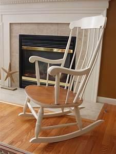 Vintage, Rocking, Chair