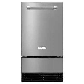 Kitchenaid Undercounter Refrigerator With Maker by Undercounter Makers Kitchenaid