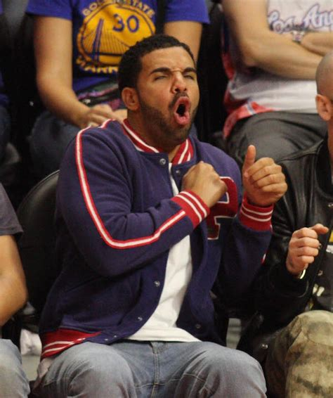 Drake Got Emotional During Last Night's Warriors/Clippers ...