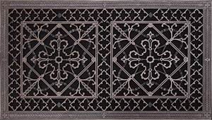 Grille Metal Decorative : decorative grilles beaux arts classic products ~ Melissatoandfro.com Idées de Décoration
