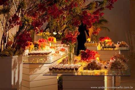 FLOR DE AMORA: {Casamento vermelho amarelo e laranja