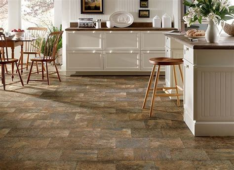 cheap kitchen vinyl flooring 20 stunning kitchen flooring ideas for your home 5334
