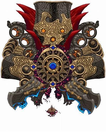 Ganon Eye Pixel Zelda Breath Legend Dark