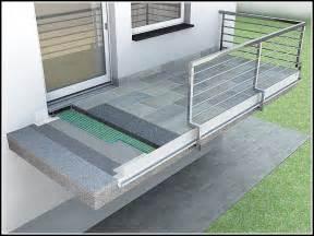 balkon estrich estrich auf balkon legen inspiration design familie traumhaus