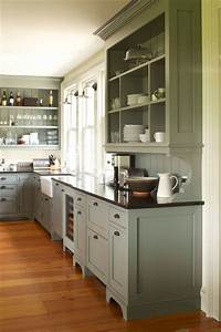 19th century farmhouse renovation updated photos by mick With kitchen colors with white cabinets with nyc sticker printing